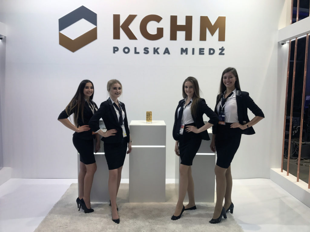 kongres 590 hostessy agencja